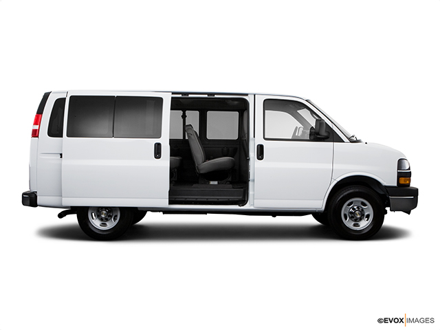 2009 Chevrolet Express Passenger