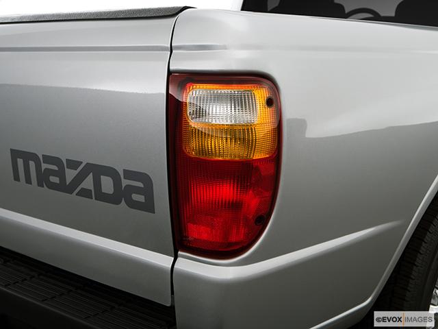 2009 Mazda B-Series Truck