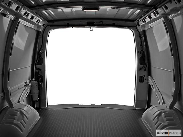 2010 GMC Savana Cargo Van
