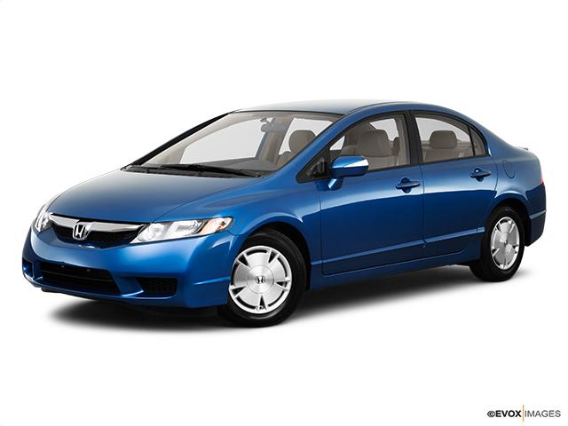 2010 Honda Civic Hybrid