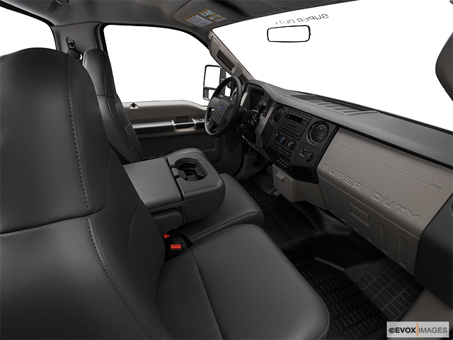 2010 Ford Super Duty F-350 SRW