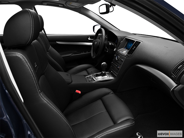 2010 INFINITI G37 Sedan