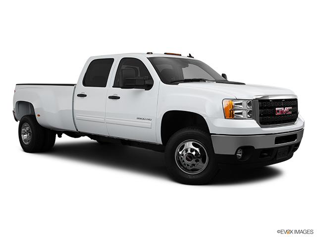 2011 GMC Sierra 3500HD