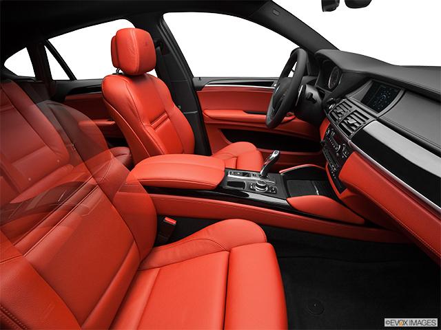 2011 BMW X6 M