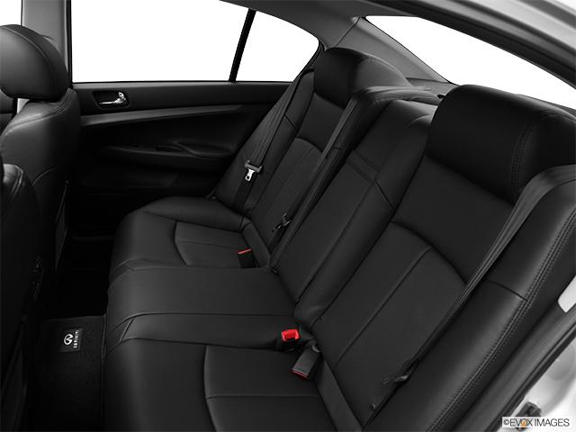 2012 INFINITI G25 Sedan