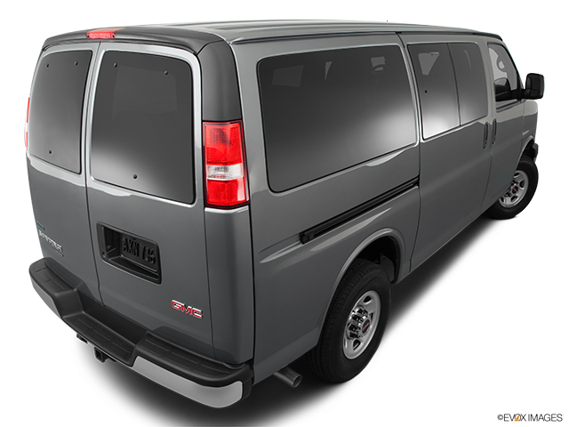 2012 GMC Savana Passenger