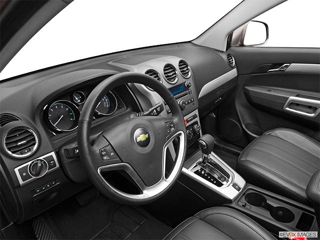 2012 Chevrolet Captiva Sport Fleet