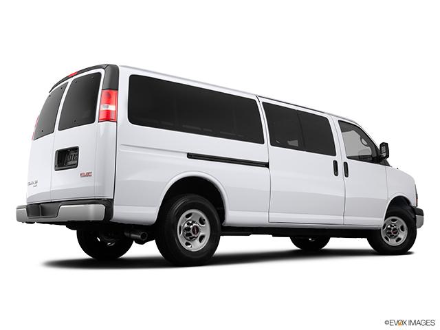 2013 GMC Savana Passenger