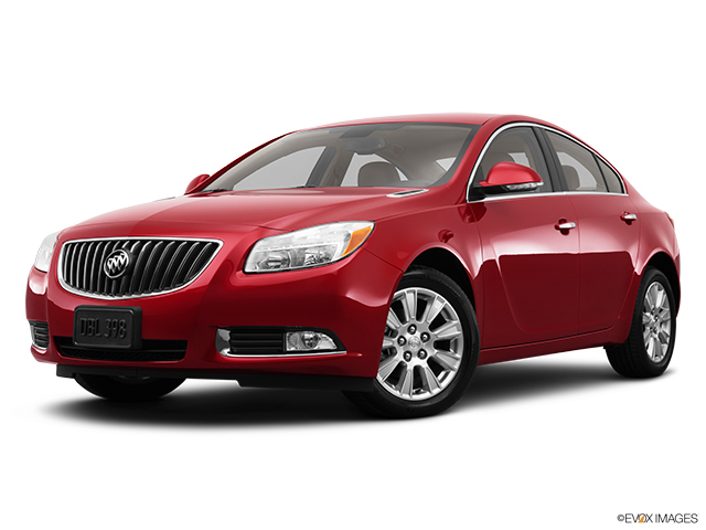 2013 Buick Regal