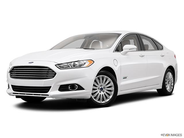 2013 Ford Fusion Energi