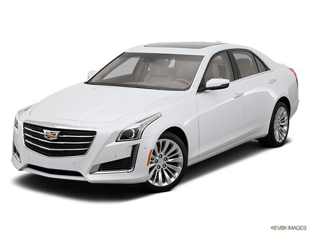 2015 Cadillac CTS Sedan