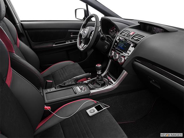 2016 Subaru WRX STI