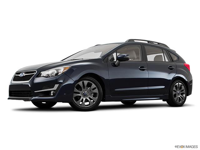 2016 Subaru Impreza Wagon