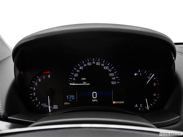 2016 Cadillac ATS Sedan