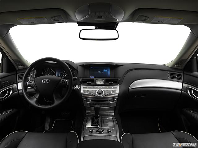 2017 INFINITI Q70 Hybrid