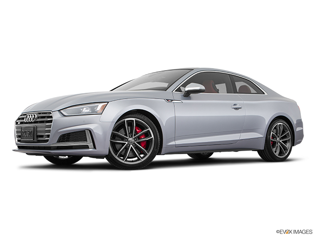 2018 Audi S5 Coupe