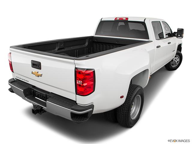 2019 Chevrolet Silverado 3500HD CC