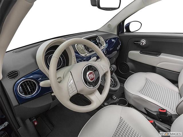 2019 FIAT 500c