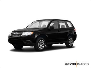 Subaru Forester (NY/NJ)