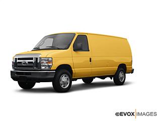 2009 Ford Econoline Cargo Van