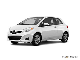 2012 Toyota Yaris