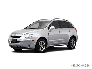 Chevrolet Captiva Sport Fleet
