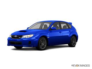 Subaru Impreza Wagon WRX