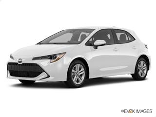 Toyota Corolla Hatchback