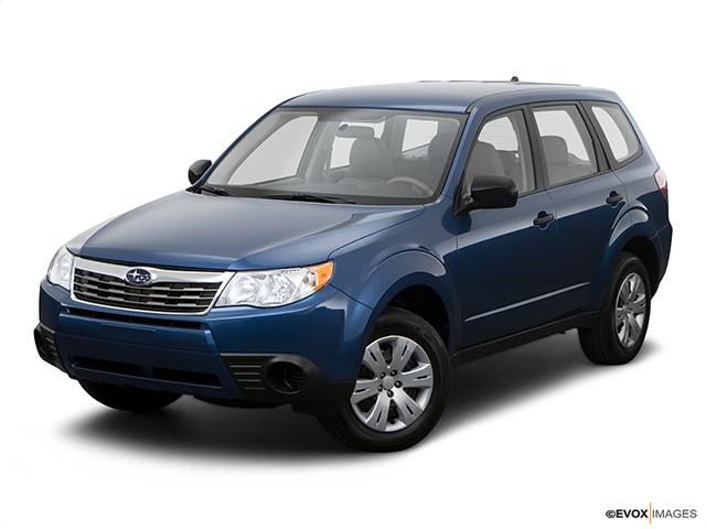 2009 Subaru Forester (Natl)