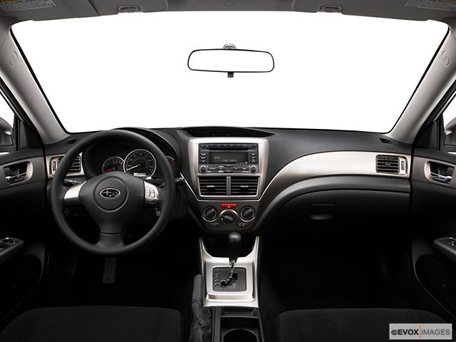 2009 Subaru Impreza Sedan