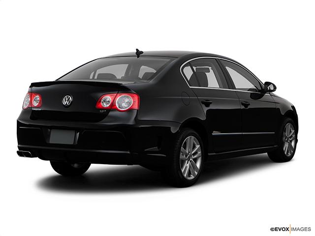 2009 Volkswagen Passat Sedan