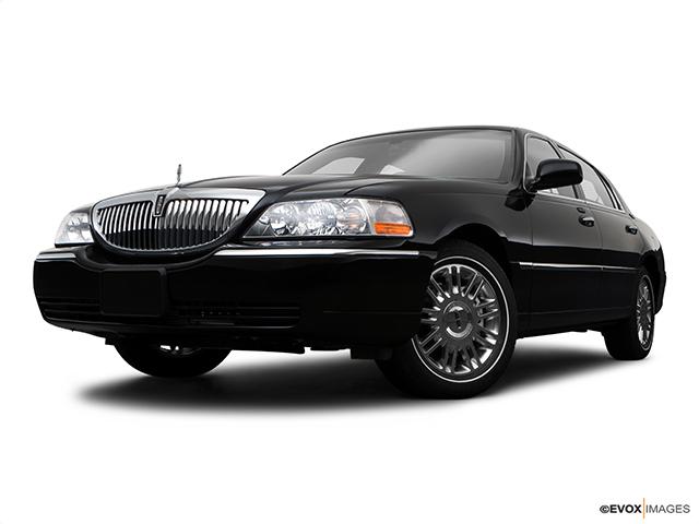2009 Lincoln Town Car