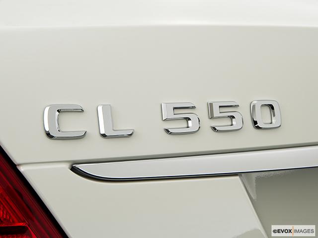 2009 Mercedes-Benz CL-Class