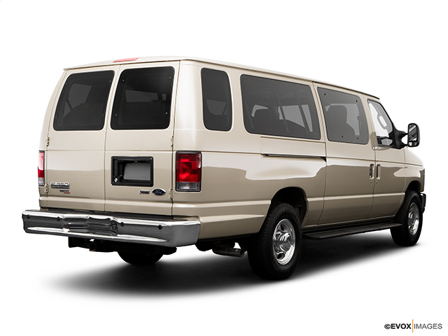 2009 Ford Econoline Commercial Cutaway