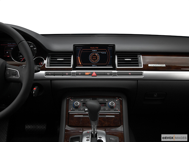 2009 Audi A8 L