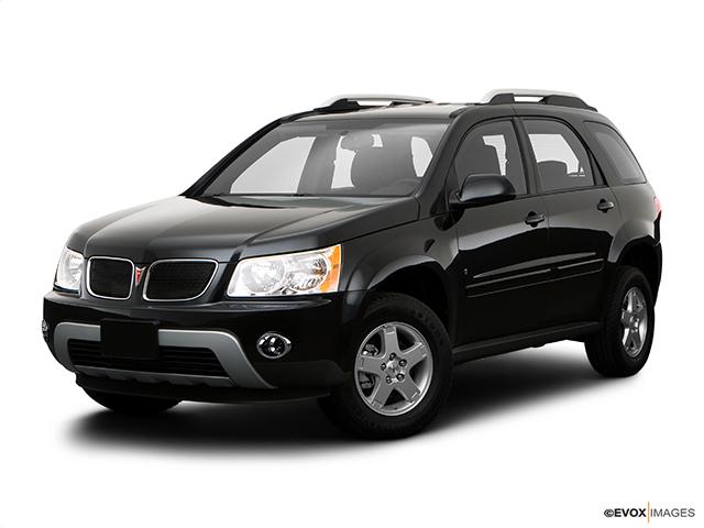 2009 Pontiac Torrent