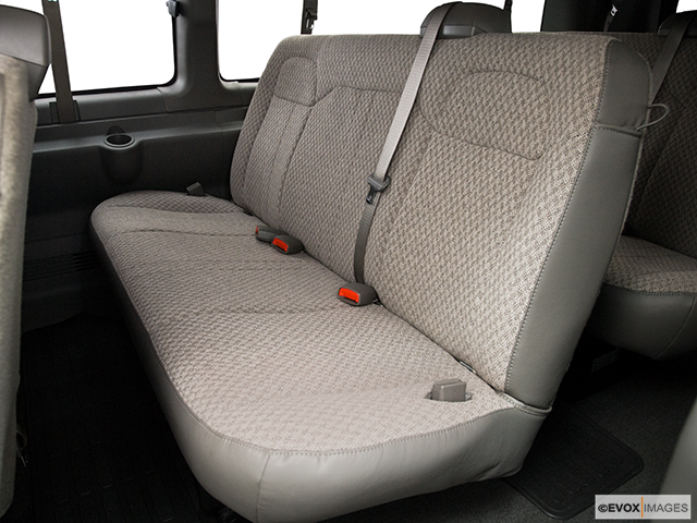 2009 GMC Savana Passenger
