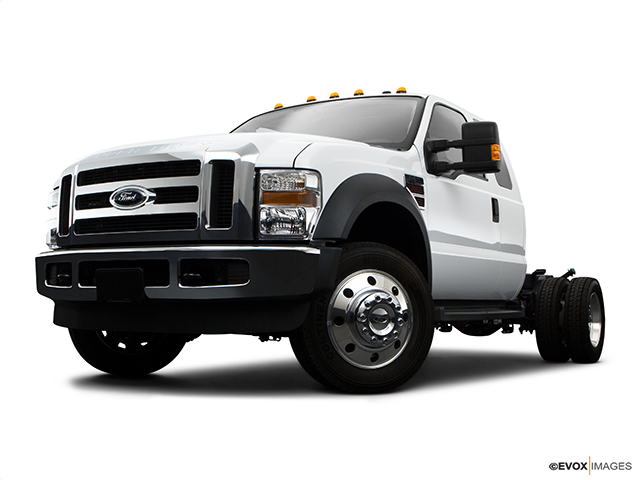 2009 Ford Super Duty F-450 DRW