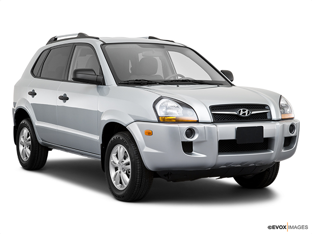 2009 Hyundai Tucson