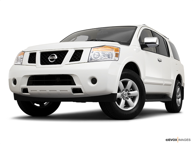 2010 Nissan Armada
