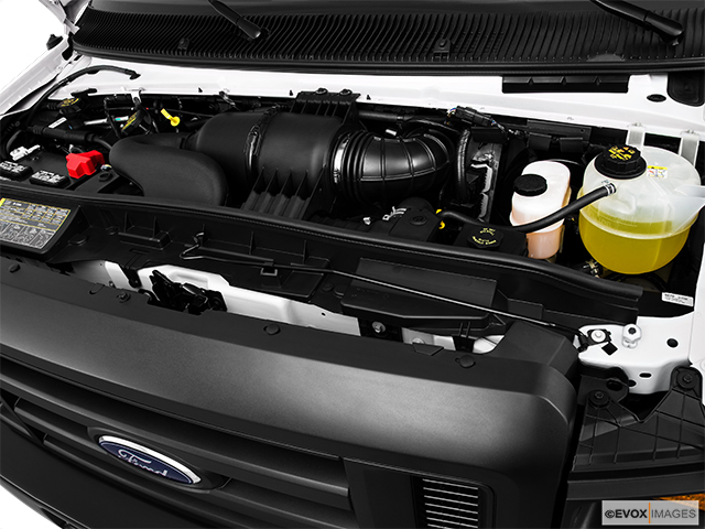 2010 Ford Econoline Commercial Chassis
