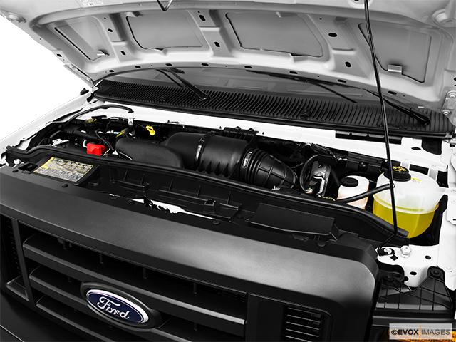 2010 Ford Econoline Cargo Van