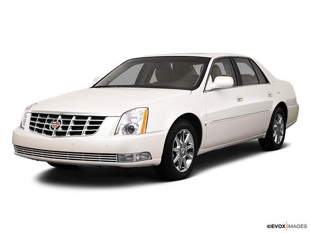 2010 Cadillac DTS