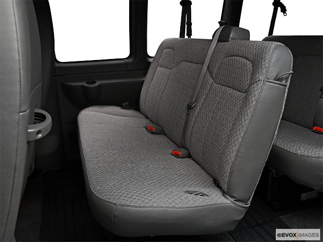 2010 Chevrolet Express Passenger