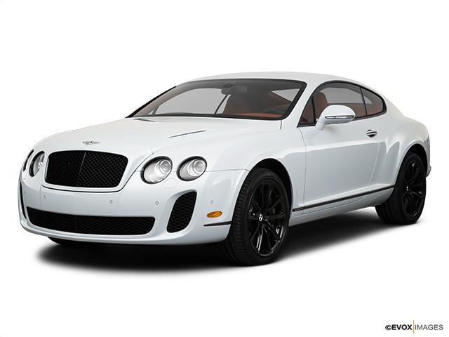 2010 Bentley Continental Supersports