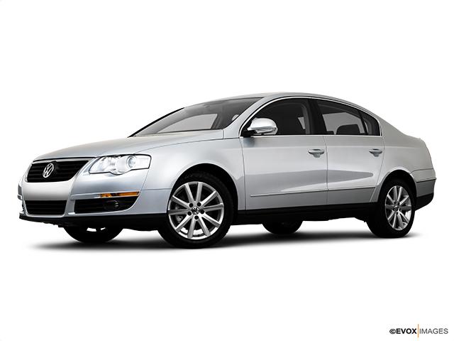 2010 Volkswagen Passat Sedan