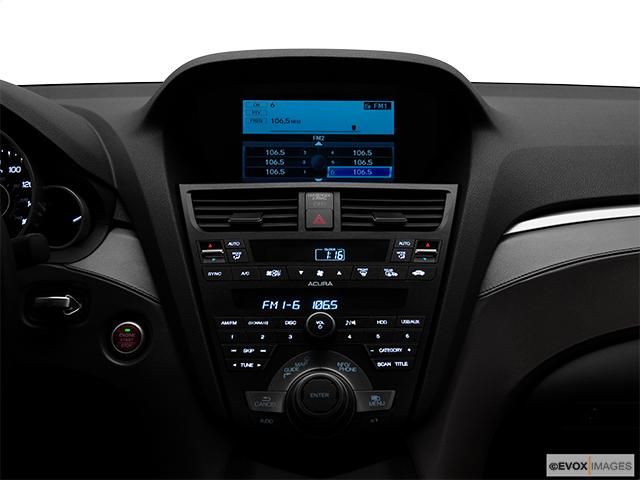 2010 Acura ZDX