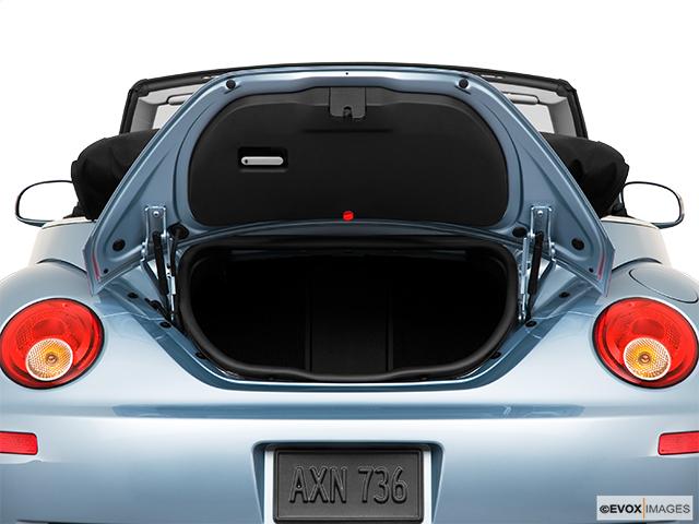 2010 Volkswagen New Beetle Convertible