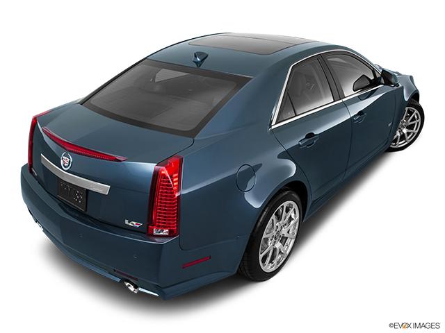 2011 Cadillac CTS-V Sedan