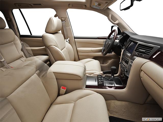 2011 Lexus LX 570